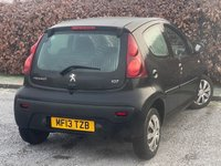 USED 2013 13 PEUGEOT 107 1.0 ACTIVE 5d 68 BHP * 12 MONTHS AA BREAKDOWN COVER * IDEAL FIRST CAR *