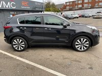 USED 2016 16 KIA SPORTAGE 2.0 CRDi KX-4 5dr Auto SAT NAV, PAN ROOF, LEATHER