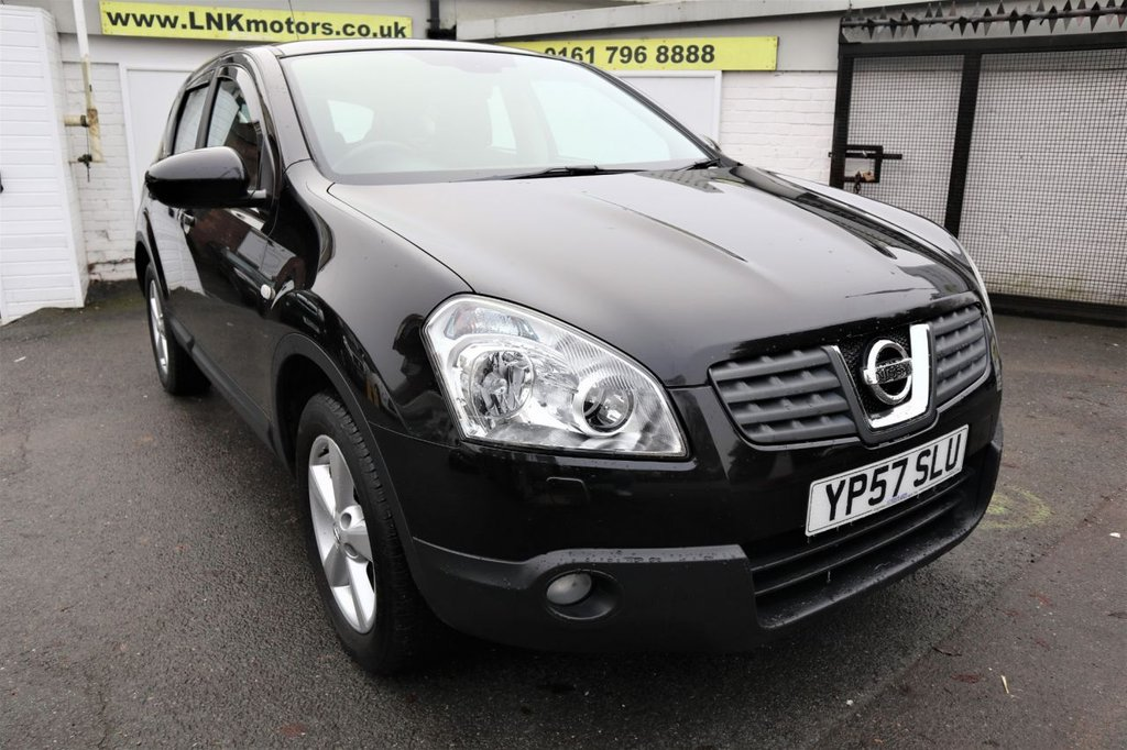 USED 2007 57 NISSAN QASHQAI 1.5 TEKNA DCI 5d 105 BHP *CLICK & COLLECT OR DELIVERY
