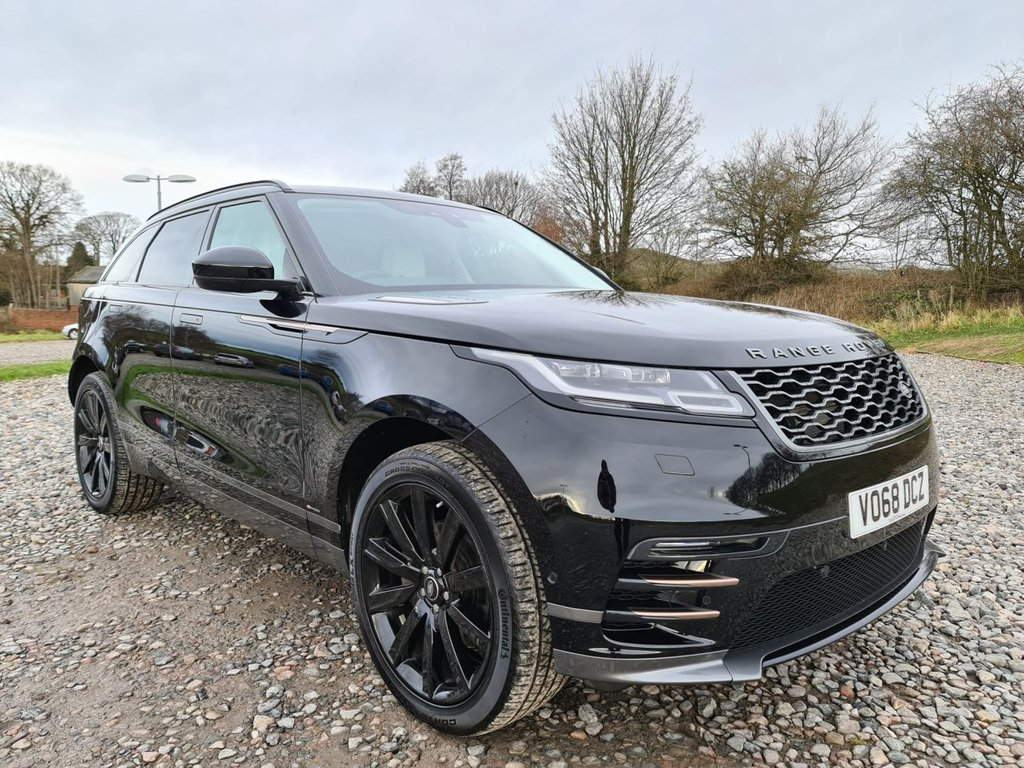 USED 2018 68 LAND ROVER RANGE ROVER VELAR 2.0 R-DYNAMIC HSE 5d 178 BHP Free Next  Day Nationwide  Delivery