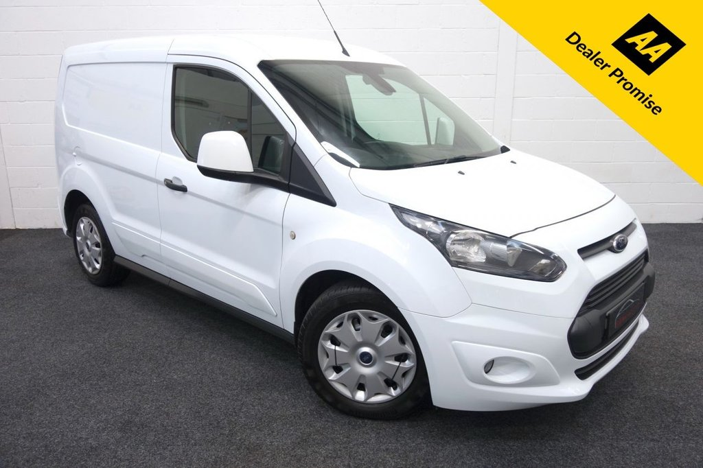 USED 2014 64 FORD TRANSIT CONNECT 1.6 220 TREND P/V 94 BHP