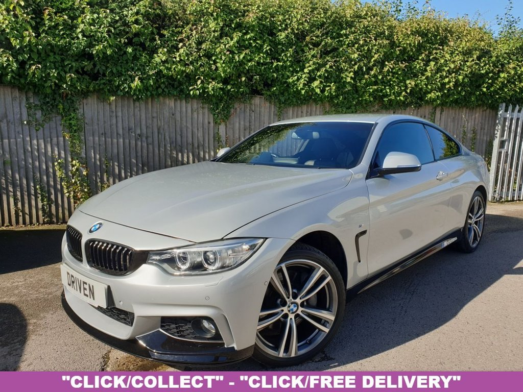 USED 2016 16 BMW 4 SERIES 3.0 435D XDRIVE M SPORT 2d 309 BHP