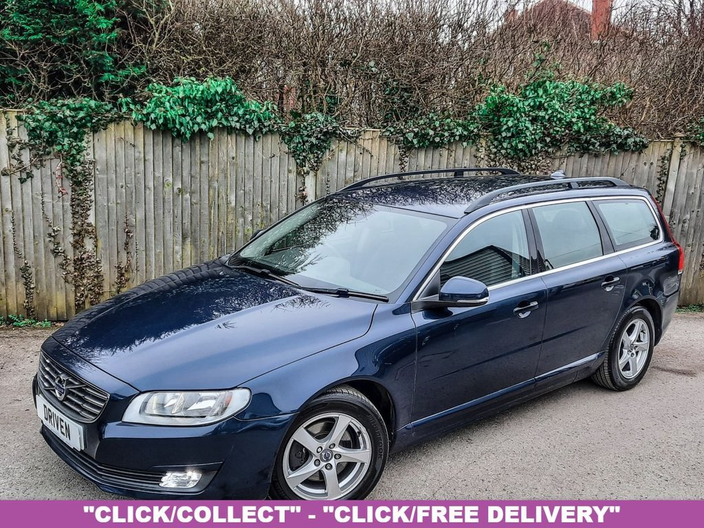 USED 2015 15 VOLVO V70 1.6 D2 BUSINESS EDITION 5d 113 BHP