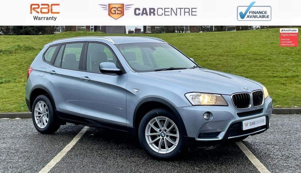 USED 2014 14 BMW X3 2.0 20d SE Auto xDrive 5dr Sat Nav | Leather | Cruise