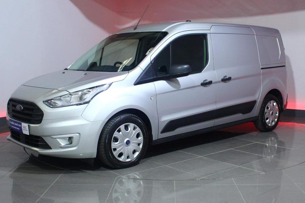 USED 2018 68 FORD TRANSIT CONNECT 1.5 210 EcoBlue Trend L2 EU6 (s/s) 5dr PLYLINED - AIR CONDITIONING