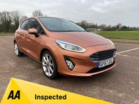 USED 2017 67 FORD FIESTA 1.0 B AND O PLAY TITANIUM 5d 99 BHP