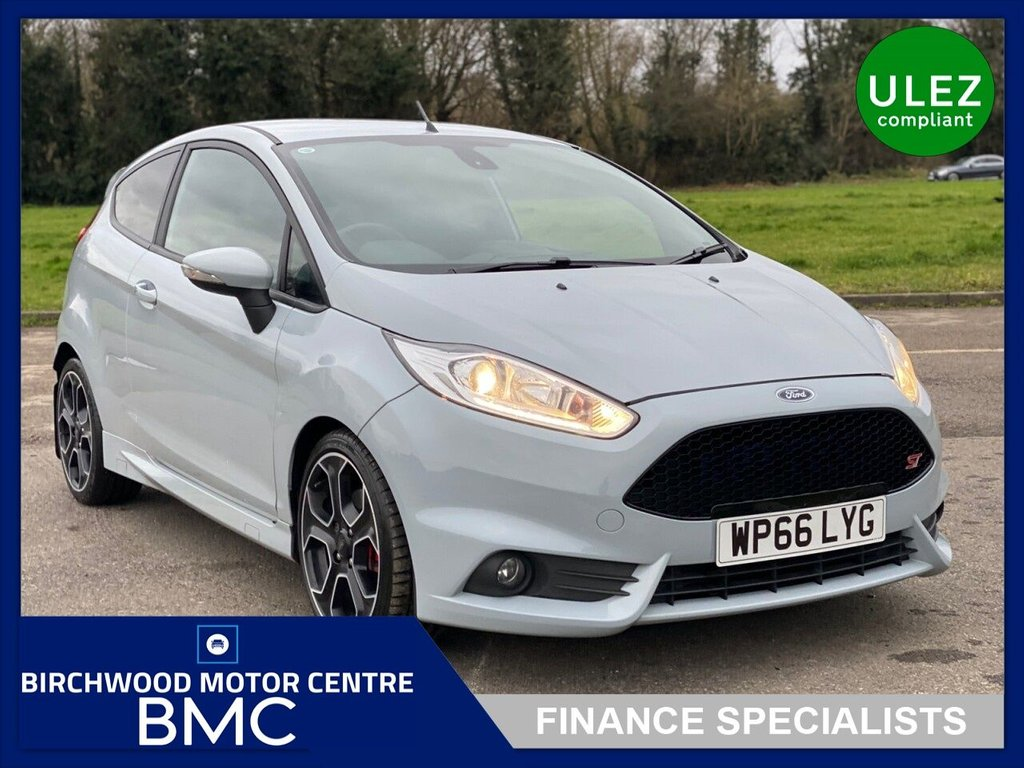USED 2017 66 FORD FIESTA 1.6 EcoBoost ST-200 (200ps) 3dr Unique Example - Immaculate Throughout, LOW MILEAGE at Just 30,845 Miles With FSH