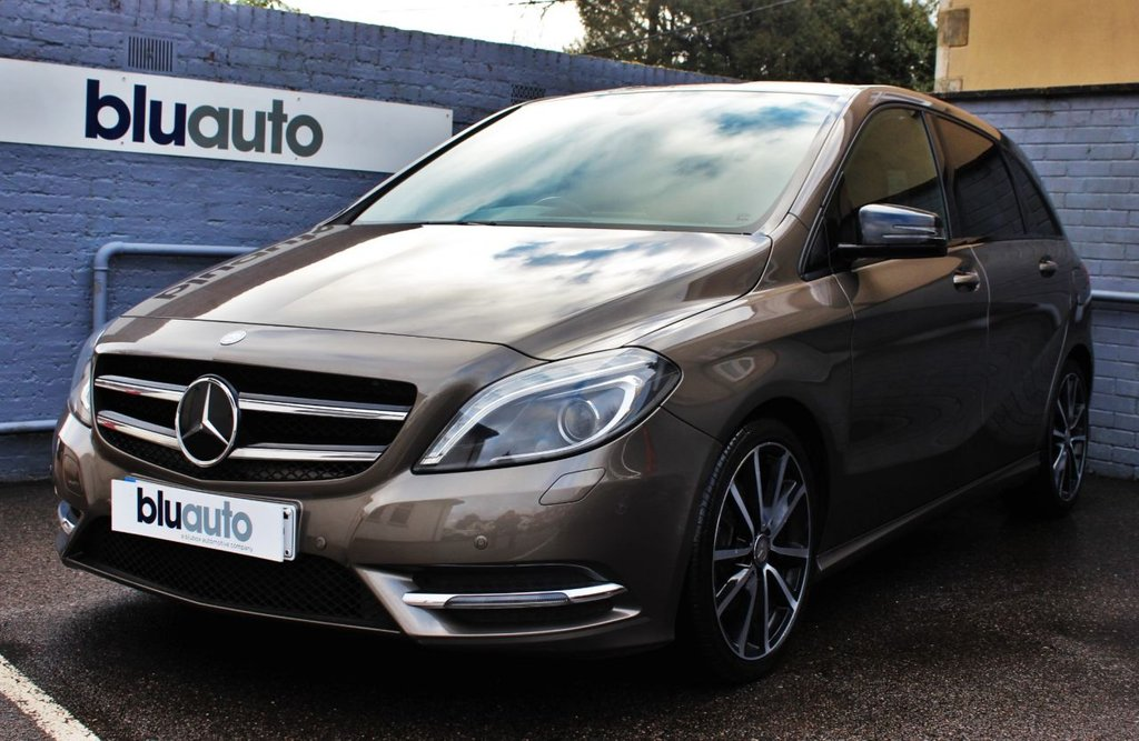 USED 2012 62 MERCEDES-BENZ B-CLASS 1.8 B200 CDI BLUEEFFICIENCY SPORT 5d 136 BHP Low Miles, 6 Services, Sat Nav, Leather, Rear Camera, Front & Rear Sensors, Cruise Control.....