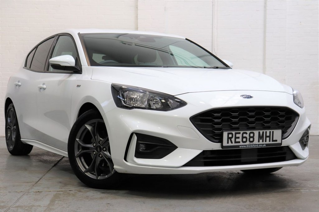 USED 2018 68 FORD FOCUS 1.5 ST-LINE TDCI 5d 119 BHP 1 Owner + Full Ford History
