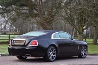 USED 2021 ROLLS-ROYCE WRAITH 6.6 V12 Auto 2dr VAT Q/HUGE SPEC/DELIVERY MILES