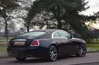 USED 2021 ROLLS ROYCE WRAITH 6.6 V12 Auto 2dr VAT Q/HUGE SPEC/DELIVERY MILES