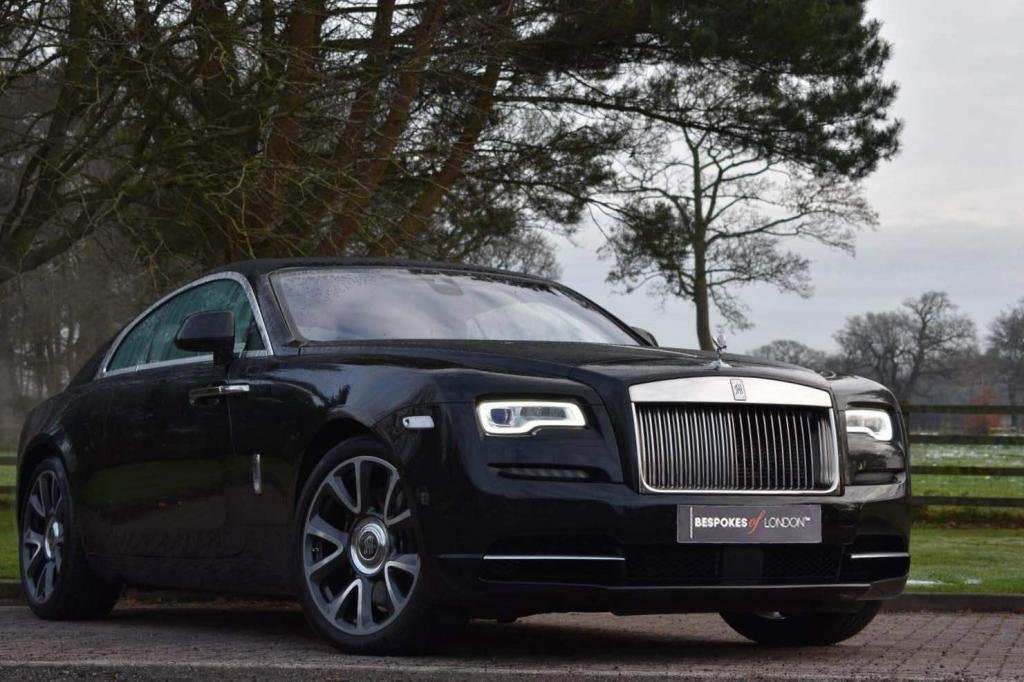 View our ROLLS ROYCE WRAITH