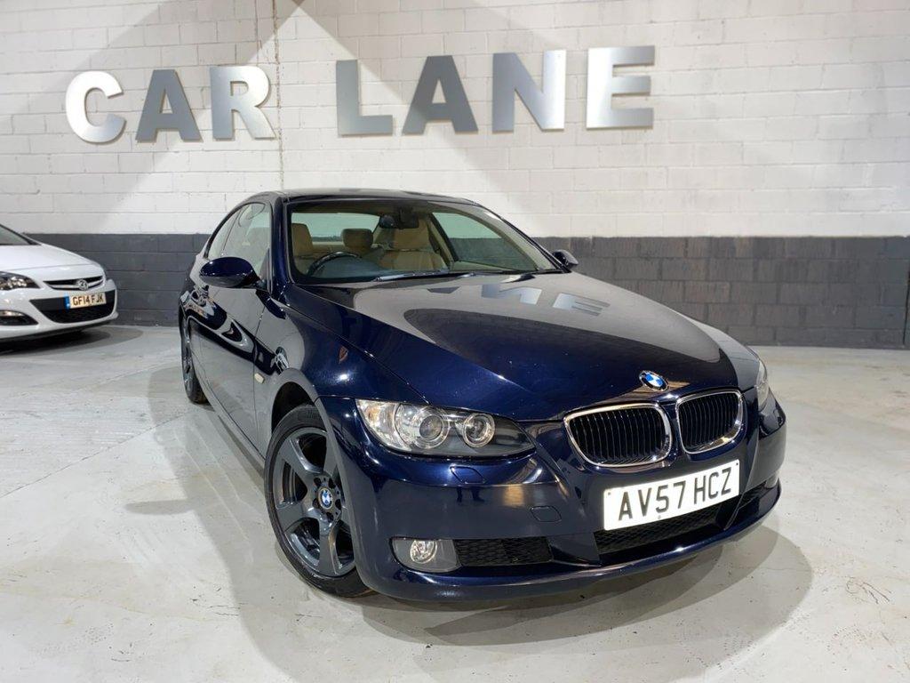 USED 2007 57 BMW 3 SERIES 2.0 320I SE 2d 168 BHP