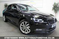 USED 2016 66 SKODA SUPERB 2.0 SE L EXECUTIVE TDI DSG 5d 148 BHP