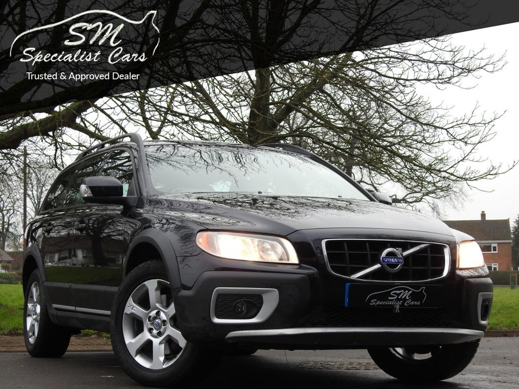 USED 2008 VOLVO XC70 D5 SE HUGE SPEC LEATHER A/C VGC