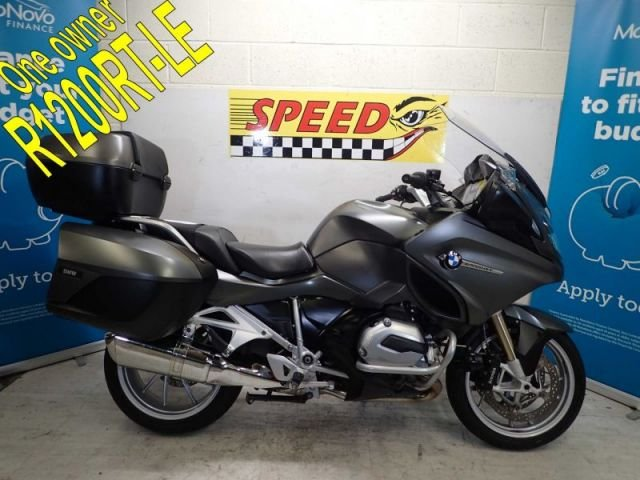 USED 2014 14 BMW R 1200 RT