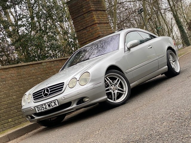 View our MERCEDES CL