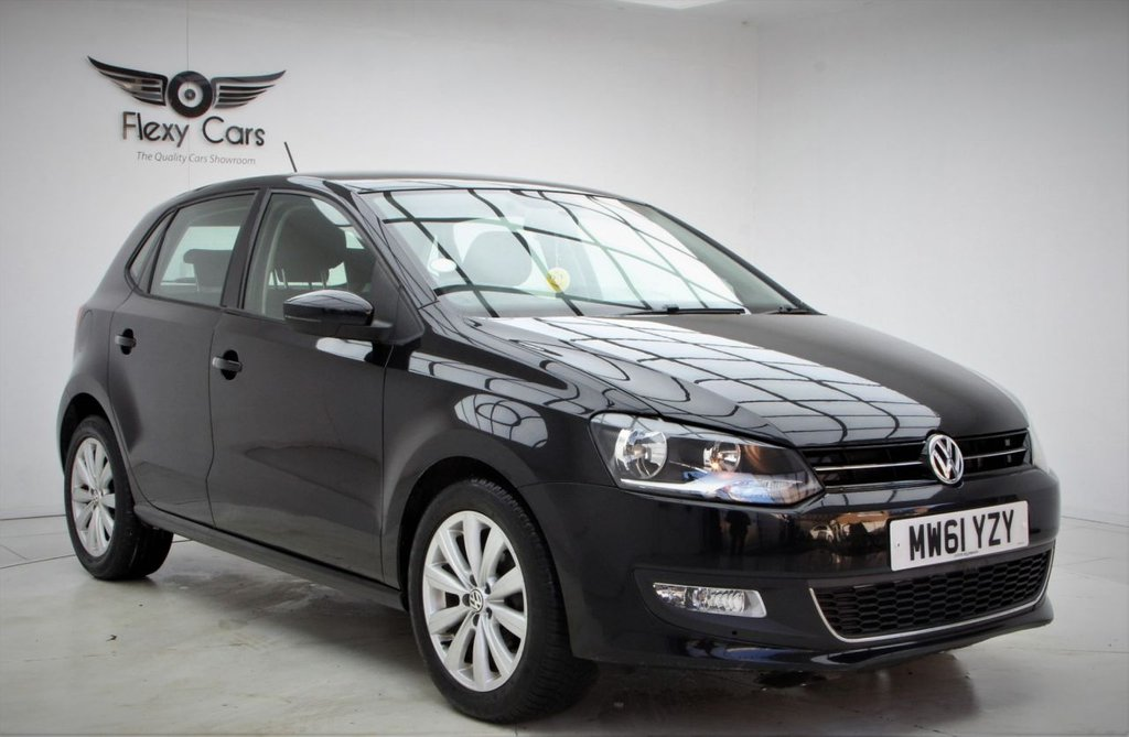 USED 2012 61 VOLKSWAGEN POLO 1.2 SEL TSI 3d 103 BHP