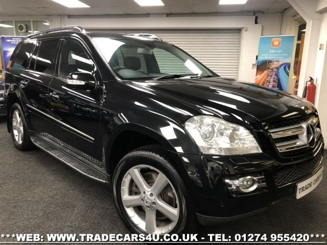 USED 2007 07 MERCEDES-BENZ GL CLASS 3.0 GL320 CDI 5d 222 BHP FREE UK DELIVERY*VIDEO AVAILABLE* FINANCE ARRANGED* PART EX*HPI CLEAR