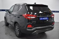 USED 2021 70 SSANGYONG REXTON 2.2 ELX 5d 175 BHP AUTO 7 SEATER (DEMONSTRATOR - MASSIVE SAVING!)