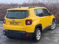 USED 2015 65 JEEP RENEGADE 1.4 LONGITUDE 5d 138 BHP * 2 OWNERS FROM NEW * LOW MILEAGE CAR * 12 MOMTHS FREE AA MEMBERSHIP *