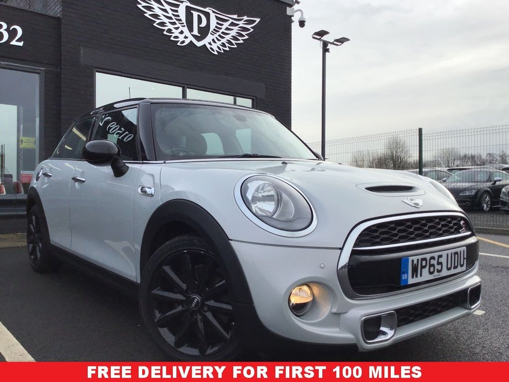 USED 2015 65 MINI HATCH COOPER 2.0 COOPER S 5d 189 BHP FREE DELIVERY* - FINANCE 5.9%