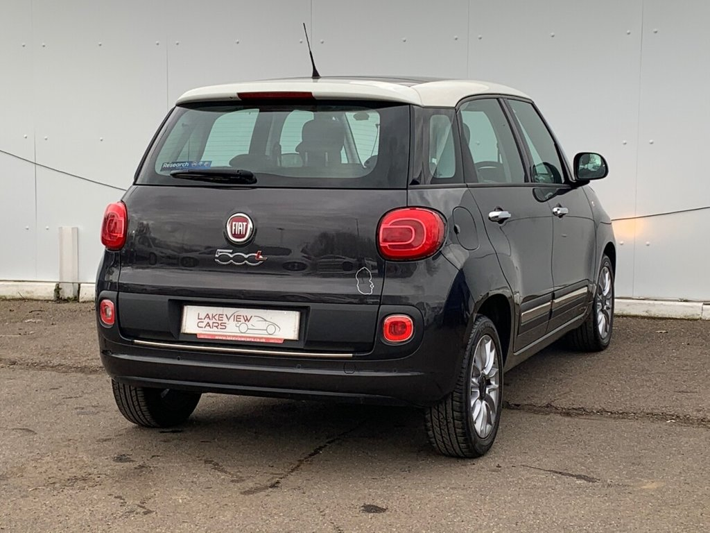 USED 2014 63 FIAT 500L 1.2 MULTIJET LOUNGE 5d 85 BHP