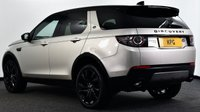 USED 2017 17 LAND ROVER DISCOVERY SPORT 2.0 TD4 HSE Black Auto 4WD (s/s) 5dr 7 Seat Pan Roof, Black Pack, Meridian