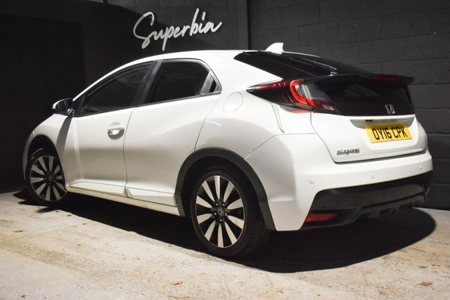 HONDA CIVIC at Superbia Automotive