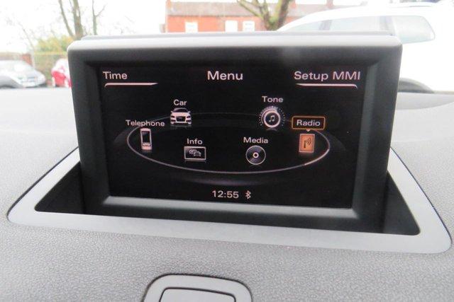 USED 2013 63 AUDI A1 1.6 SPORTBACK TDI S LINE 5d 105 BHP