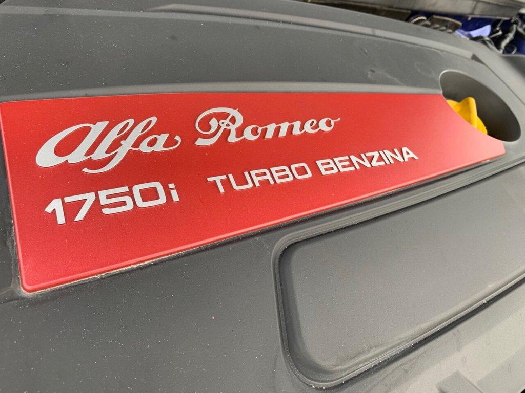 USED 2016 16 ALFA ROMEO GIULIETTA 1.7 TBI QUADRIFOGLIO VERDE TCT 5d 240 BHP