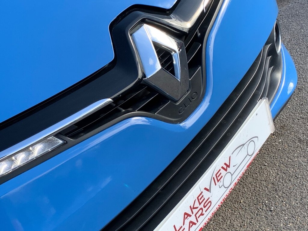 USED 2016 16 RENAULT CLIO 0.9 DYNAMIQUE S NAV TCE 5d 89 BHP