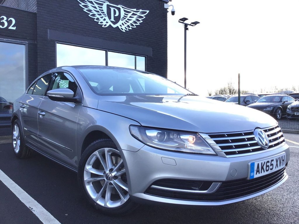 USED 2015 65 VOLKSWAGEN CC 2.0 TDI BLUEMOTION TECHNOLOGY 4d 148 BHP FREE DELIVERY* - FINANCE 5.9%