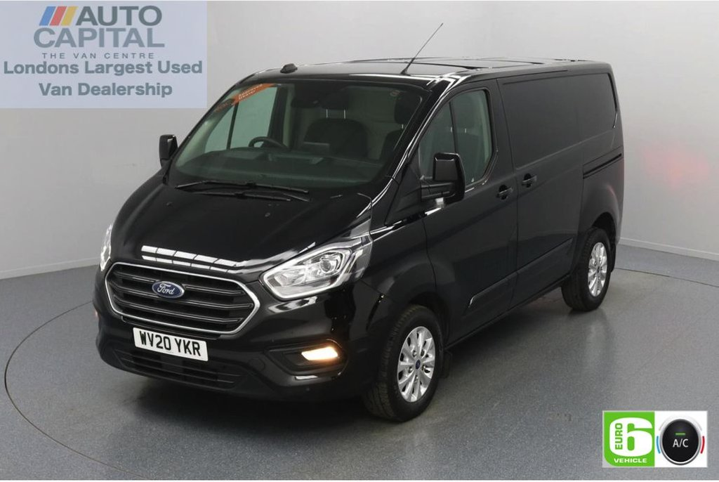 USED 2020 20 FORD TRANSIT CUSTOM 2.0 300 Limited EcoBlue 130 BHP L1 H1 Euro 6 Low Emission Finance Available Online   Eco Mode   Auto Start-Stop   Front and rear parking distance sensors