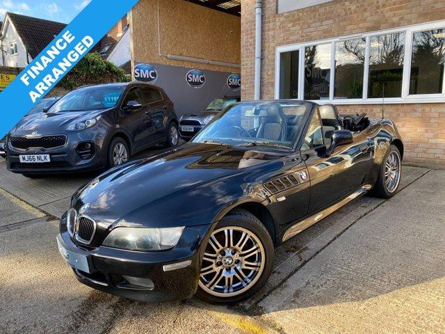 USED 2002 02 BMW Z3 1.9 Z3 ROADSTER 2d 117 BHP