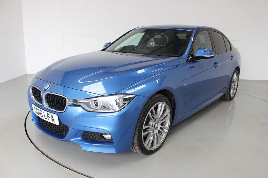 USED 2016 16 BMW 3 SERIES 2.0 320D XDRIVE M SPORT 4d-19