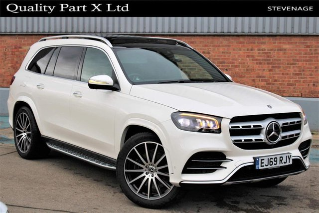 USED 2019 69 MERCEDES-BENZ GLS 3.0 GLS400d AMG Line (Premium Plus) G-Tronic 4MATIC (s/s) 5dr CAMERA.SUNROOF,HEADS-UP,HEATED