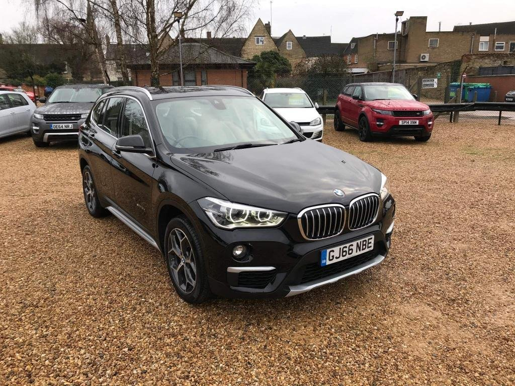 USED 2016 66 BMW X1 2.0 18d xLine sDrive (s/s) 5dr Full BMW Service History