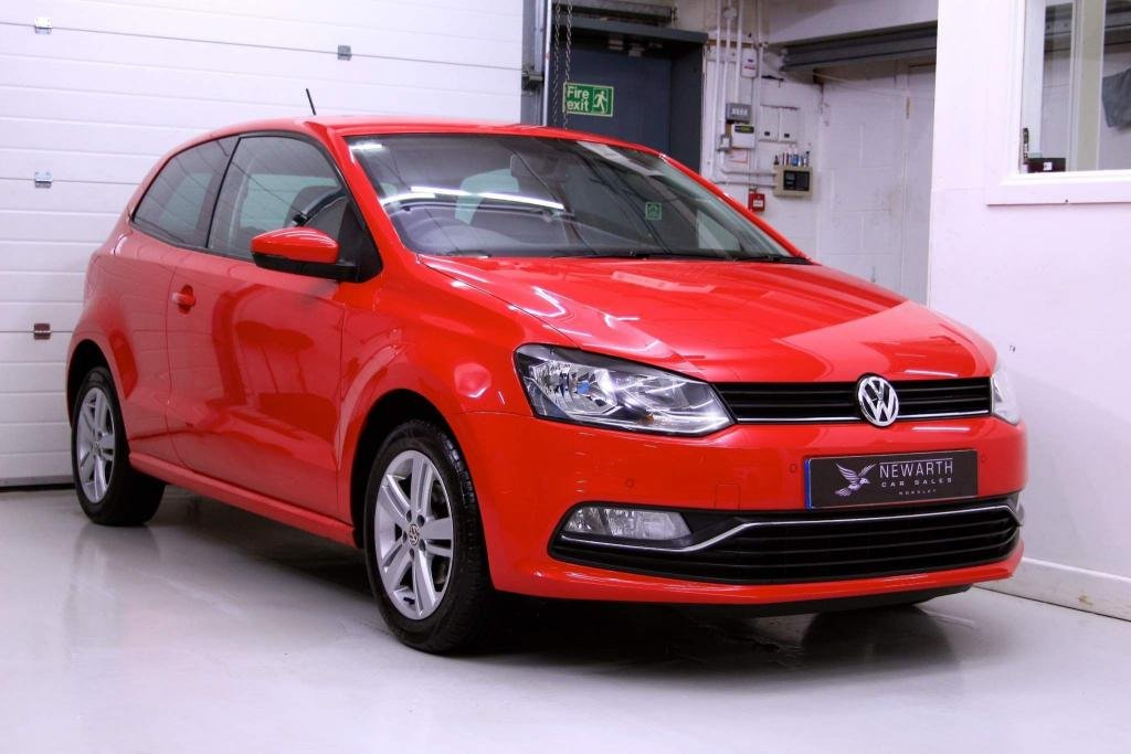 USED 2016 66 VOLKSWAGEN POLO 1.0 Match (s/s) 3dr 1 Owner from New - FSH