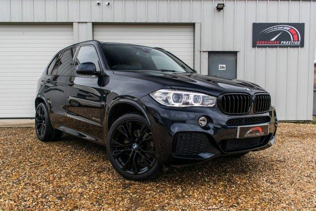 2018 18 BMW X5 3.0 XDRIVE40D M SPORT 5d 309 BHP
