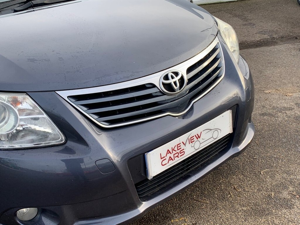 USED 2009 09 TOYOTA AVENSIS 1.8 TR VALVEMATIC  4d 145 BHP