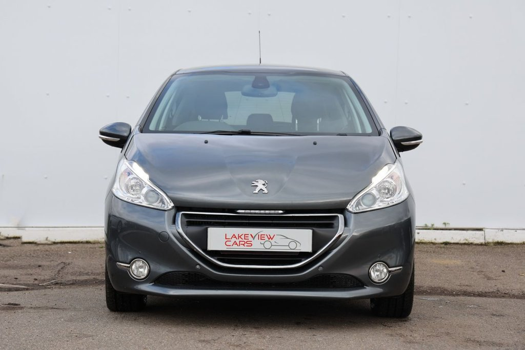 USED 2013 62 PEUGEOT 208 1.6 E-HDI INTUITIVE 5d 92 BHP