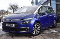 USED 2017 17 CITROEN C4 GRAND PICASSO 1.6 BLUEHDI FEEL S/S 5d 118 BHP 7 SEAT FINANCE FROM £239 PER MONTH WITH £0 DEPOSIT