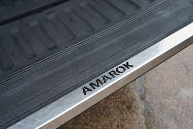 USED 2014 64 VOLKSWAGEN AMAROK 2.0 DC TDI DARK LABEL 4MOTION 180 BHP JUST ARRIVED DARK LABEL EDITION
