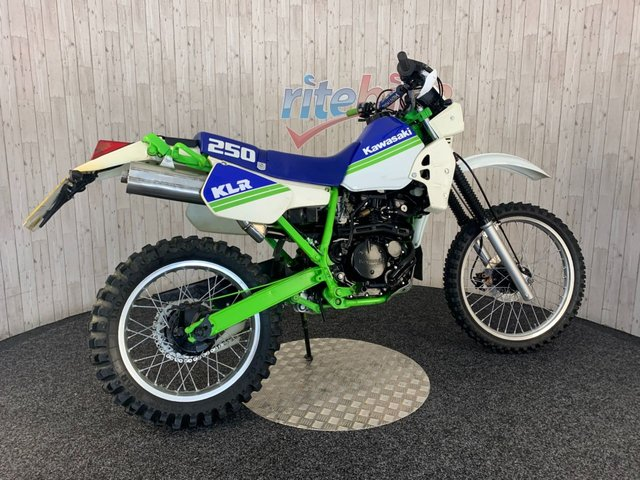 KAWASAKI KLR250 at Rite Bike