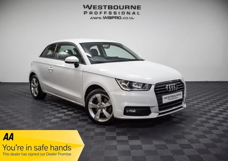 USED 2017 17 AUDI A1 1.4 TFSI SPORT 3d 123 BHP Click&Collect / Home Delivery