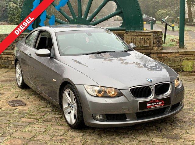 2008 08 BMW 3 SERIES 2.0 320D SE 2d 175 BHP