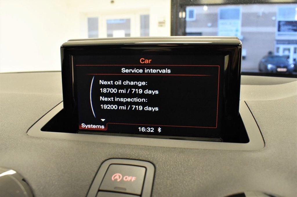 USED 2018 18 AUDI A1 1.6 TDI SPORT NAV 3 DOOR