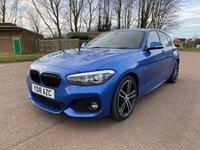 USED 2018 18 BMW 1 SERIES 1.5 118I M SPORT SHADOW EDITION 5d 134 BHP