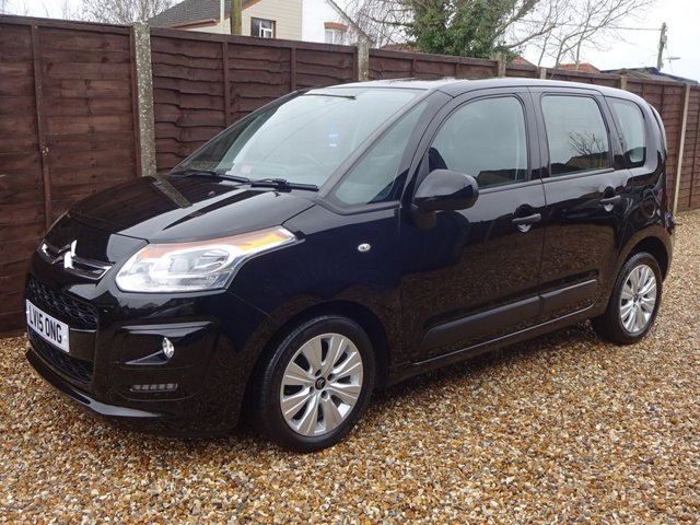 USED 2015 15 CITROEN C3 PICASSO 1.6 HDi VTR PLUS **CHEAP FAMILY CAR, LONG MOT, JUST SERVICED**